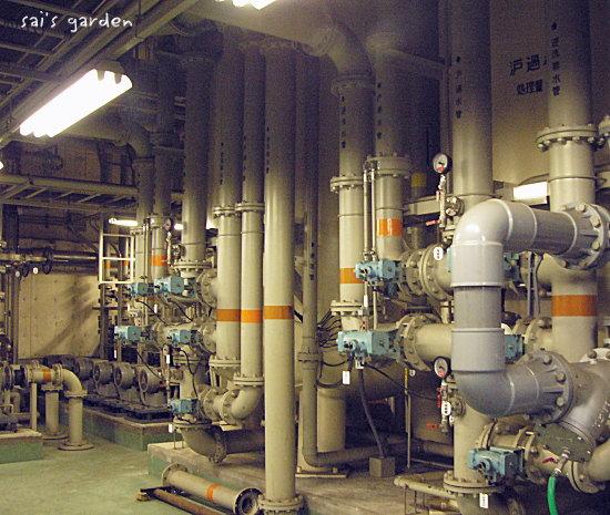 カバ舎機械室